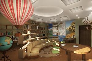 Резиденция путешественников в Библиотеке им. Н.А. Некрасова