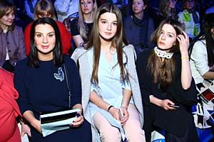 Прошел третий день показов Недели Моды в Москве