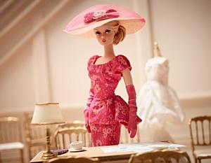 Коллекционная кукла Barbie® - очарование Парижа