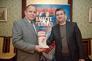 Знакомство с русскими традициями от Valenki глав дипмиссий Южной Америки