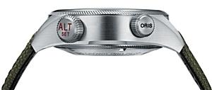 Новые часы Oris Big Crown ProPilot Altimeter