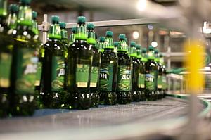 На заводе «Балтика-Ростов» состоялась варка пива «Дон» из ростовского пивоваренного ячменя