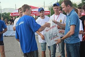 Фестиваль по Street Workout  состоялся в Новороссийске при поддержке Coca-Cola Hellenic