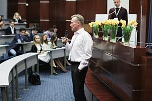 Спикер «САН ИнБев» поделился секретами мотивации