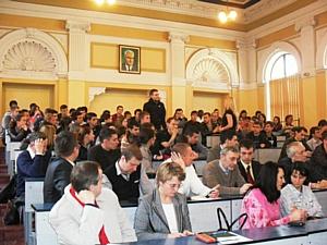 Во Львове прошел День Cisco для студентов, школьников и учителей