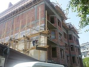 Натуральный и экологичный фасад дома