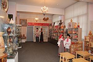 Выставочные залы Ассоциации «Народные художественные промыслы России»