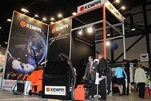 """Финская Компания Kemppi Oy привезла на """"Неву-2015"""" новые проекты"""