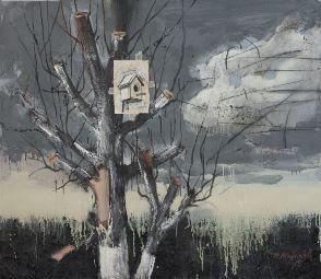 Край. Дневник наблюдений. Выставка Владимира Мигачёва в галерее Artstroy с 4 февраля 2016 года