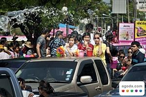 Тайский новый год – Сонгкран с Agoda.com