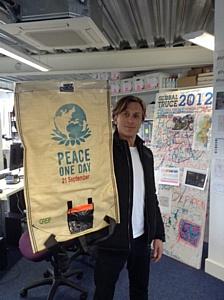 Greif Inc. участвует в гуманитарной мисcии Peace One Day в Демократической Республике Конго