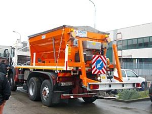 Дорожный конструктор: управляем конфигурацией КДМ SnowService