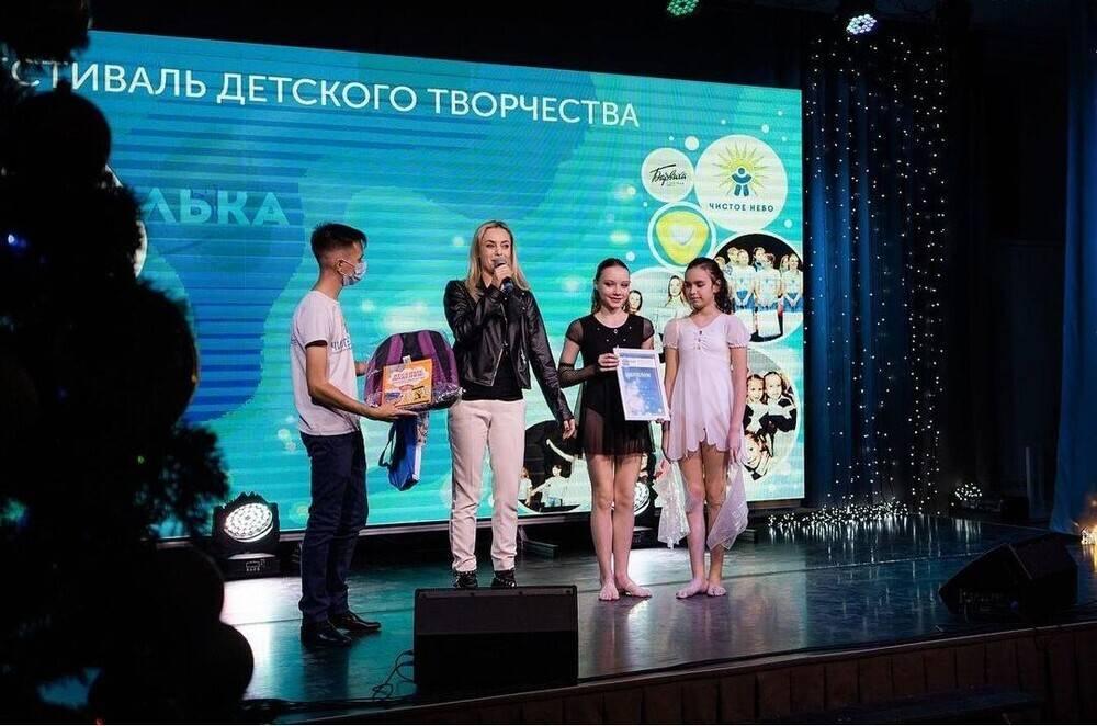 "Гала концерт лауреатов  Конкурса ""Капелька неба"" фестиваля АртПеремена"