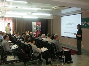 Softline в Хабаровске провела семинар «Лаборатория Касперского» на страже вашего бизнеса»