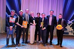 Впервые за последние 20 лет в высшей лиге КВН играли представители Тамбовской области.