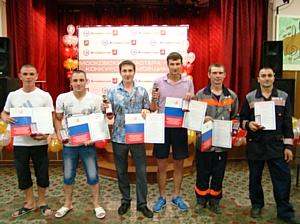 Представители Нострой поздравили лучших формовщиков Москвы