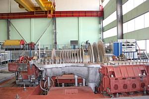 «РЭП Холдинг» изготовил для металлургического комбината Азовсталь  паровую турбину мощностью 25 МВт