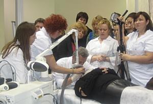 Научно-практический семинар по лазерным технологиям в рамках Коsmetik Expo 2012