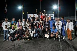 Состоялось закрытие сезона гоночного Чемпионата «Moscow Classic Grand Prix 2015»
