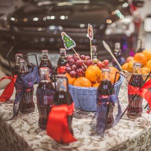 Дилерский центр Авилон Ford отпраздновал Новый год