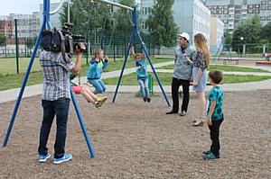 Активисты ОНФ проверили состояние детских площадок в городах Татарстана