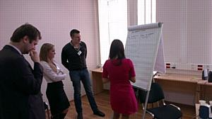 Тренинг Зифы Димитриевой в банке УРАЛСИБ оценили как эффективный в современной жизни руководителя