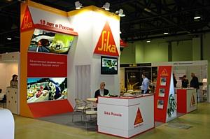 Sika Россия приняла участие в выставке Intertunnel 2013
