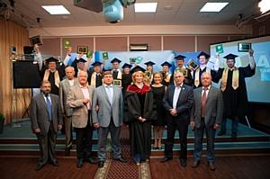 Энергостроители оценили защиту дипломов выпускниками программы «MBA в строительстве»