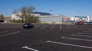В «Пулково» открыты новые автомобильные парковки