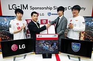 Топовые профессиональные геймеры используют IPS-технологию мирового уровня LG
