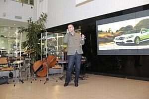 В Москве прошла презентация обновленного «Мерседес-Бенц» Е-Класса