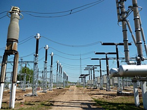МЭС Северо-Запада осенью завершат реконструкцию подстанции в Смоленской области