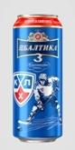 Выигрывай хоккейные призы вместе с «Балтикой 3»