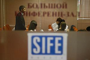 Пять команд ЮФО сразились на региональном этапе конкурса SIFE