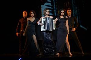 Финал Всероссийского Конкурса красоты «Мисс Офис – 2015»