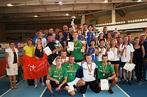 Команда «Т Плюс» стала серебряным призером IV Спартакиады трудовых коллективов Чувашии