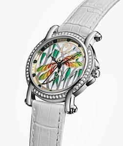 Лимитированная серия витражных часов для коллекции Ego