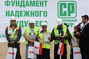 В Ленинградской области выбрали лучших трактористов-машинистов