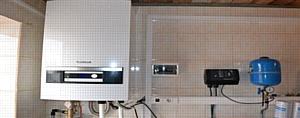Первый тепловой насос Buderus Logatherm WPLS введен в эксплуатацию