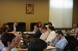 Ассоциация СРО «Единство»: участие в заседании Комитета по страхованию и финансовым рискам НОСТРОЙ