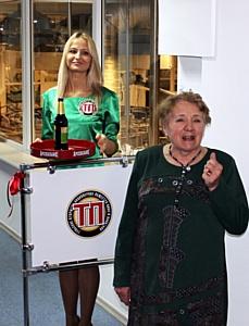 11 апреля состоялась торжественная варка сорта «Арсенальное ТАОПиН»