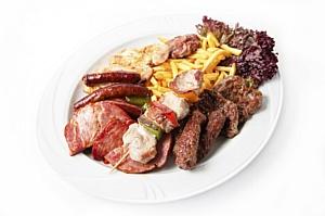«Скадарлия» -  квинтэссенция балканской кухни!