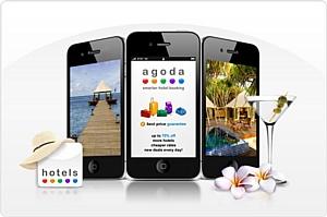 Обновленное приложение Agoda.com теперь позволяет использовать бонусы