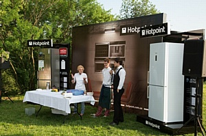 Презентация новой линейки холодильников Hotpoint-Ariston с технологией Active Oxygen