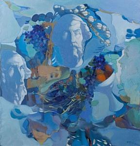 """Фонд """"Культурное Достояние"""" открывает выставку """"Вектор Весны"""" в рамках Художественного салона ЦДХ"""