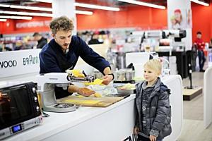 Кулинарные мастер-классы Kenwood в киевском «Фокстроте»: три блюда за два часа!
