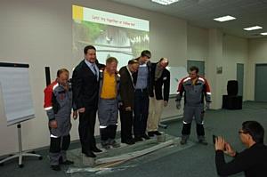 Sika провела международный семинар по усилению несущих конструкций