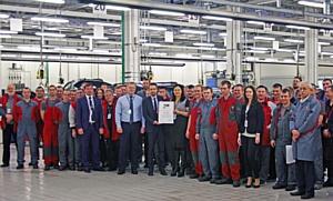 Тойота Центр Ясенево подтвердил соответствие сервисным стандартам Toyota Service Management
