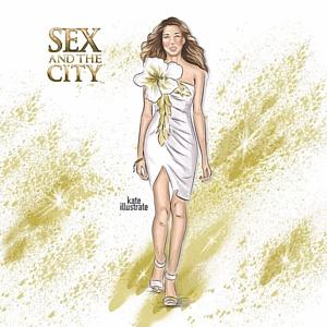 Русский fashion-иллюстратор покоряет Рим