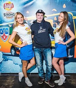 Турнир по аэрохоккею от Lay's Strong завершился в Москве